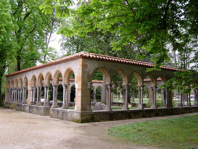 TARBES-Jardin-Massey-Le-cloître